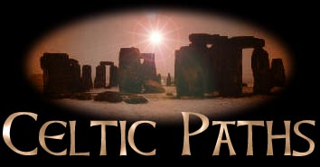 Celtic Paths Title